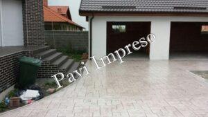 pavimento impreso hogar